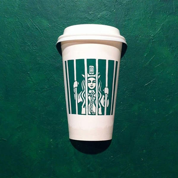 The Starbucks Cup Mermaid—Like You Have Never Seen