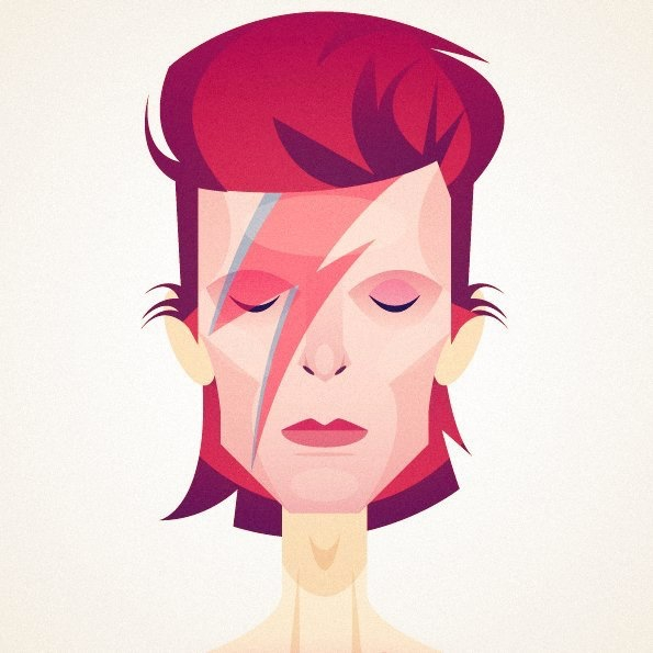 A Look Back At Artists Tribute to David Bowie