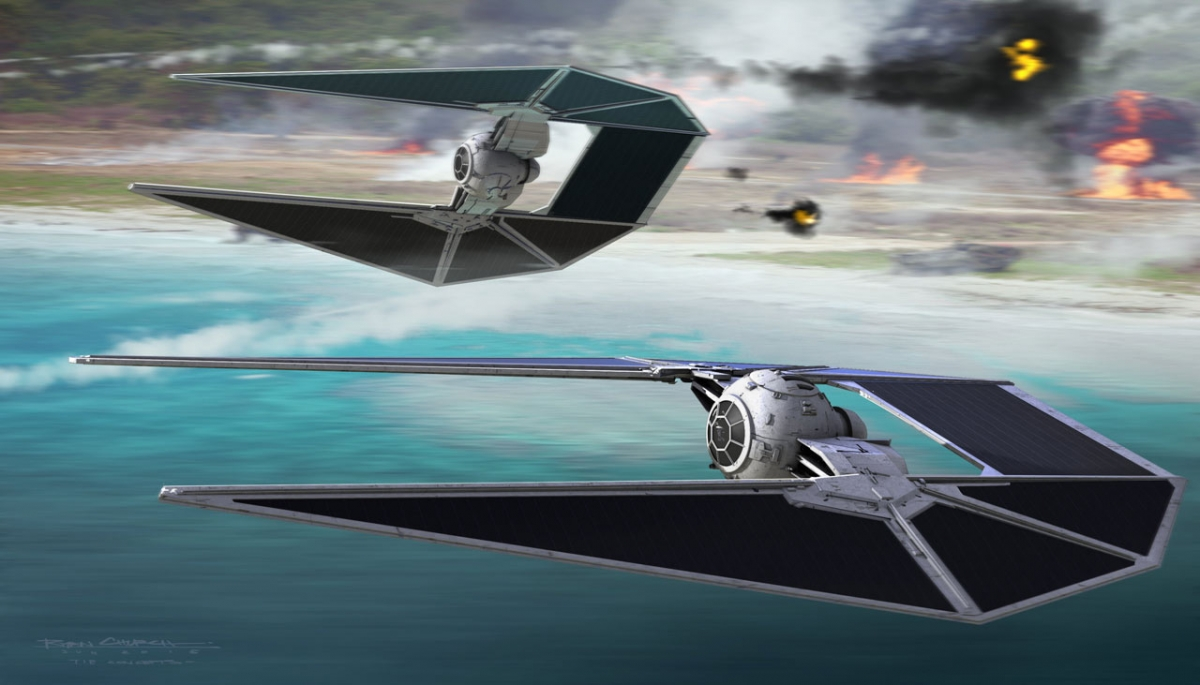 Rogue One A Star Wars Story Concept Art