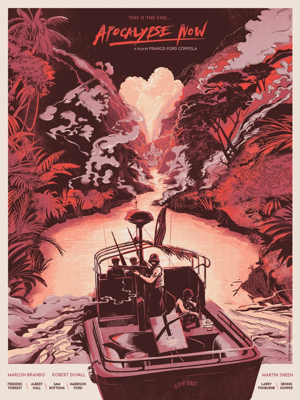 Juan Esteban Rodriguez, the Man behind the Amazing Movie Posters
