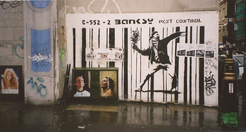 Discovering Banksy Part 8
