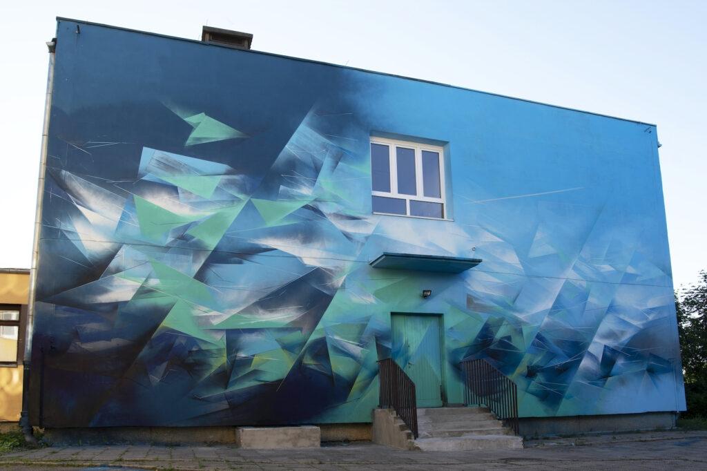 """Mirror Land"" by Paner in Olsztyn, Poland"