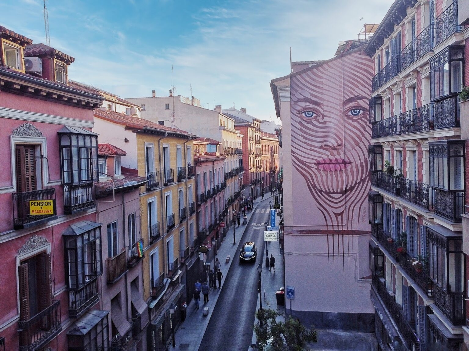 """""""Byte the Candy"""" by Jorge Rodríguez-Gerada in Madrid, Spain"""
