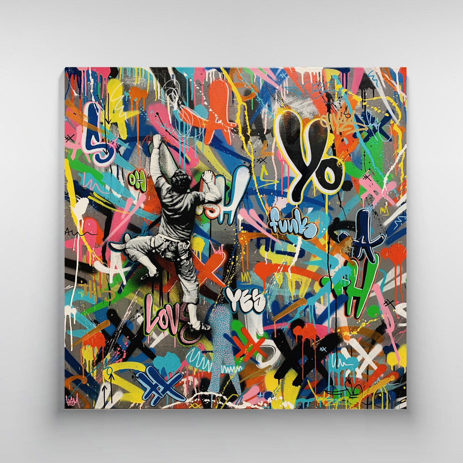 """""""FREE"""" A Solo Show By Martin Whatson"""