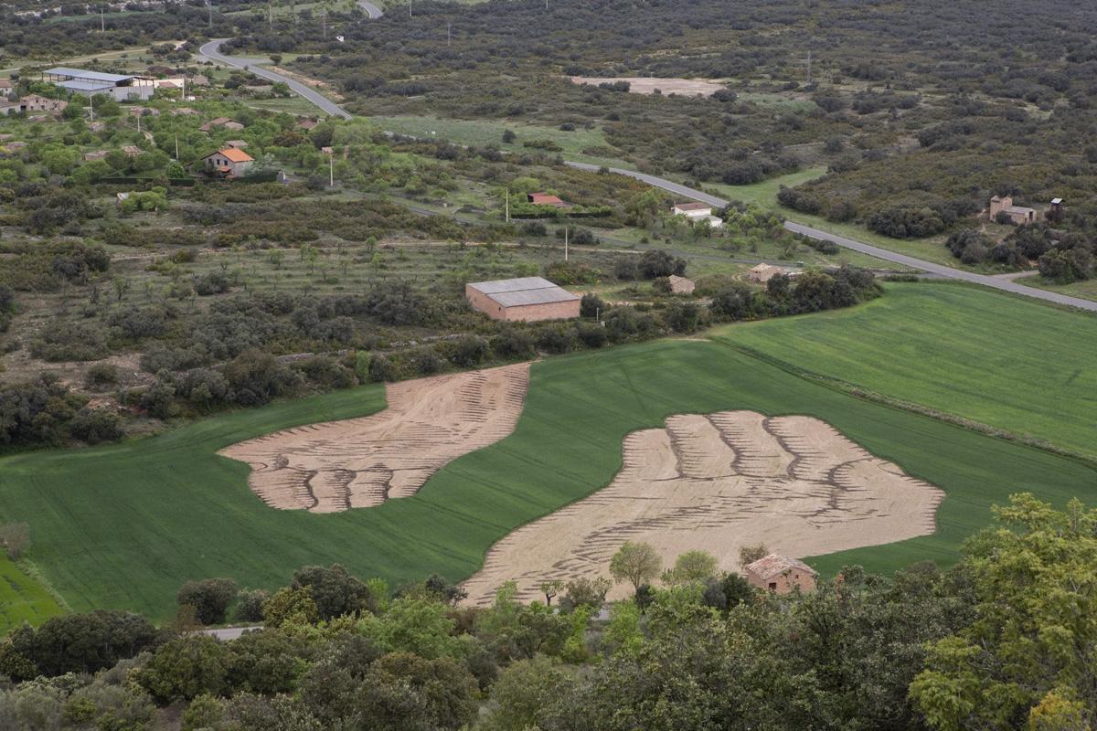 """NOURISHING SELF-ESTEEM by Jorge Rodríguez-Gerada in Huesca, Spain"