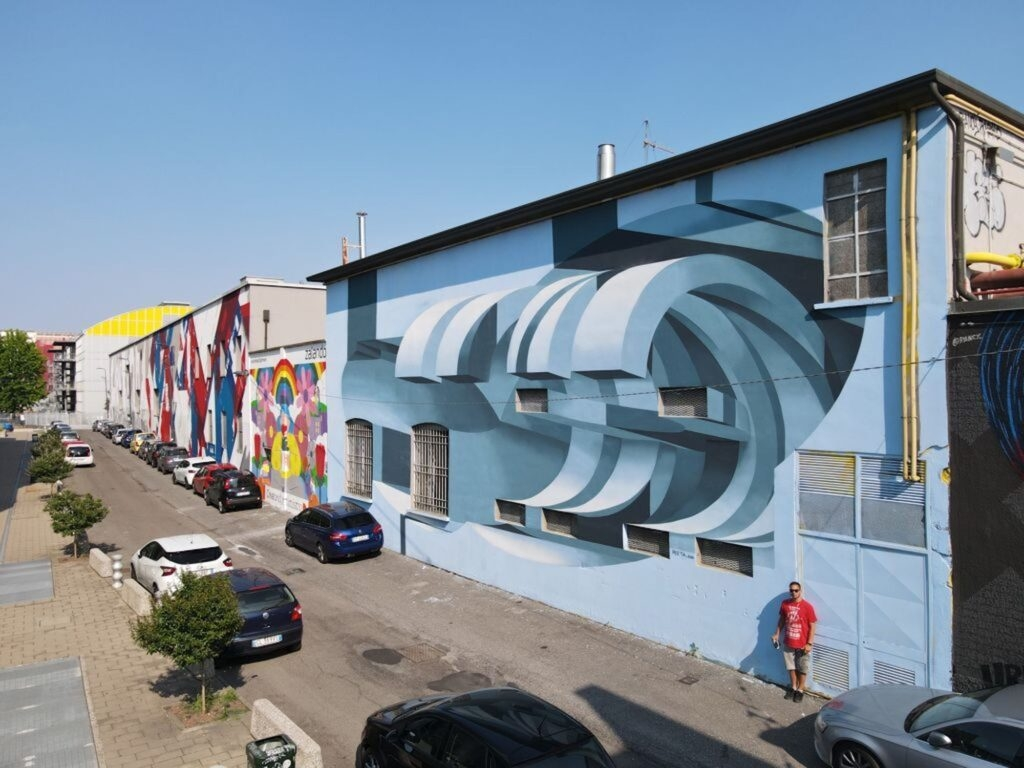 Poli Urban Colors 21 – Second Edition in Milan, Italy