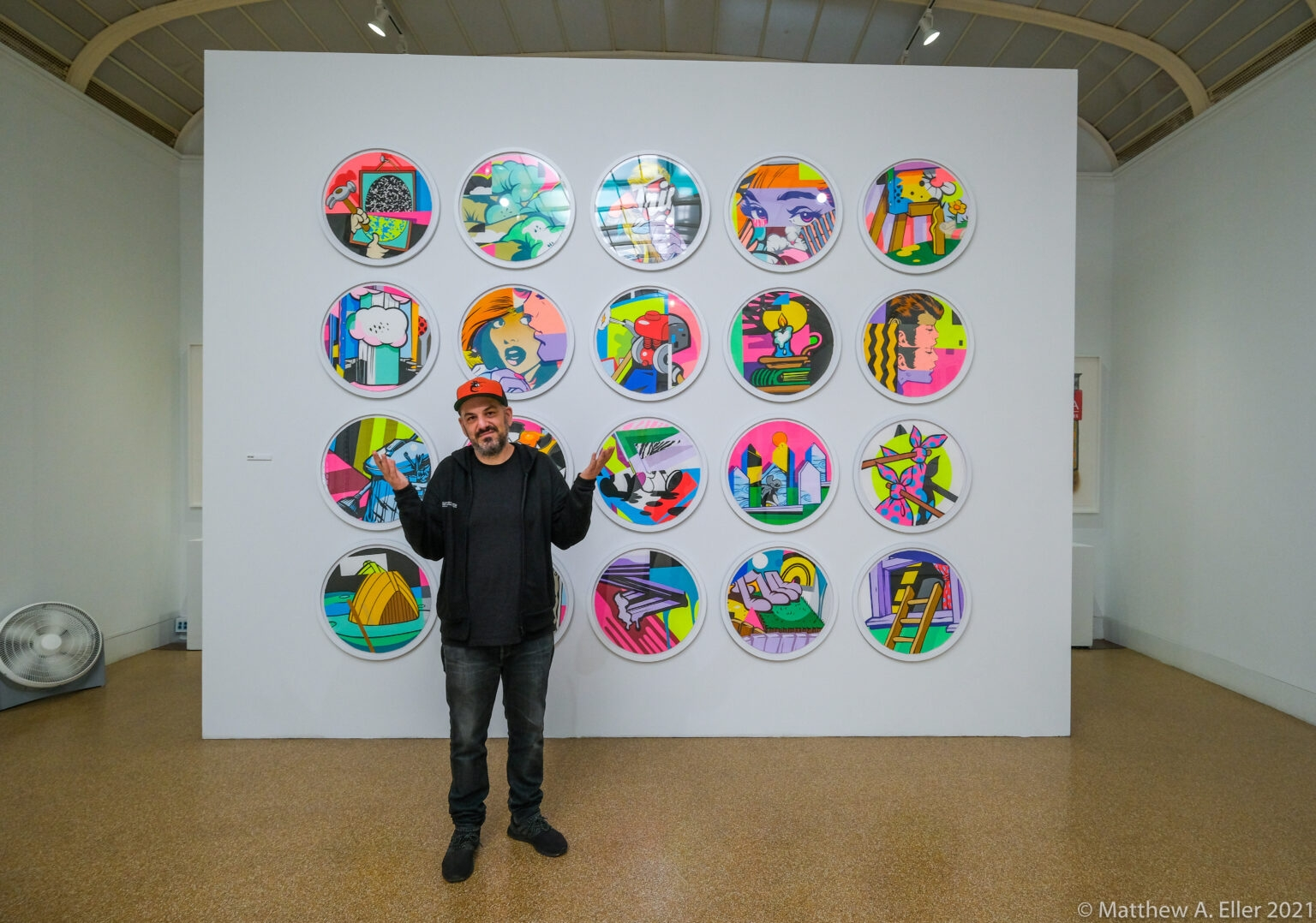 Coverage: Beyond The Streets on Paper at Southampton Arts Center