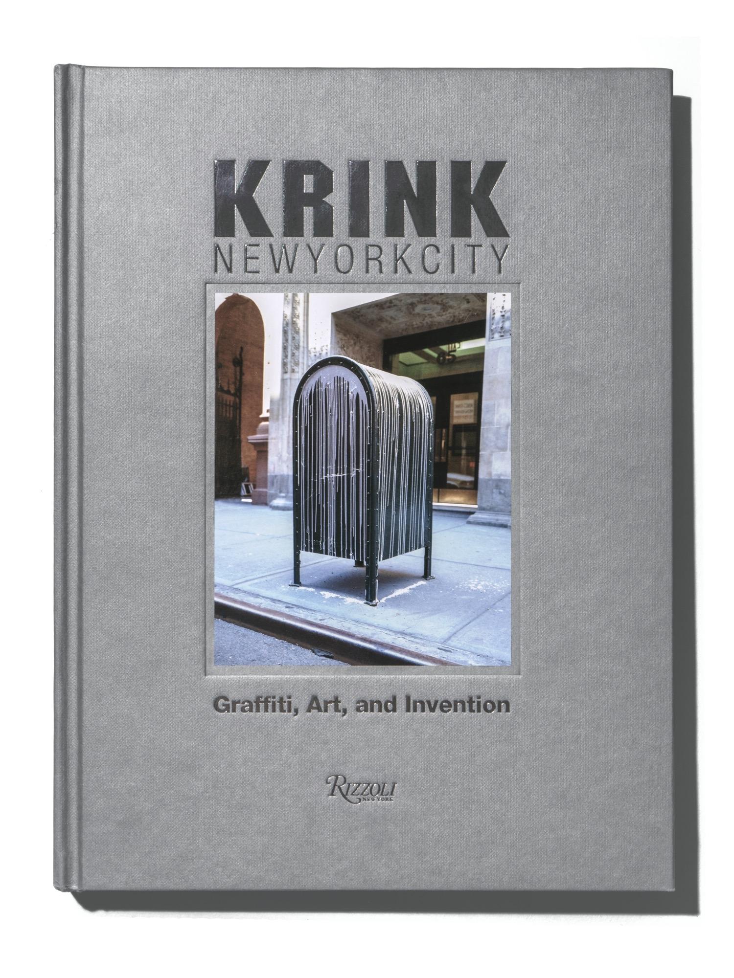 Books: KRINK New York City: Graffiti, Art, and Invention
