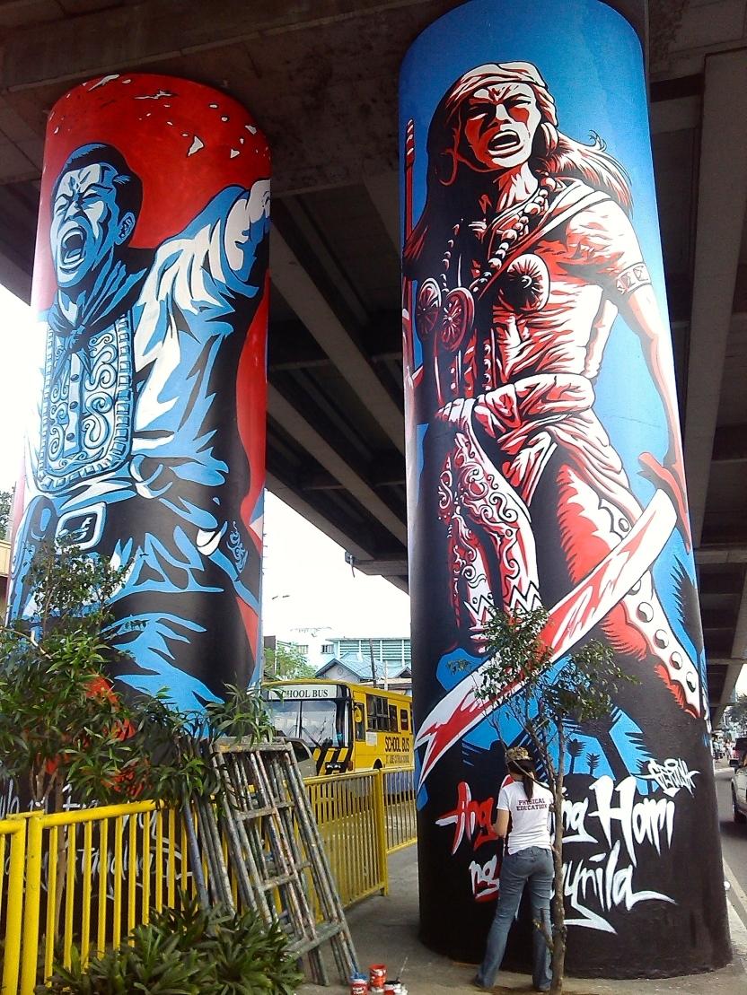 Philippine Street Art Scene