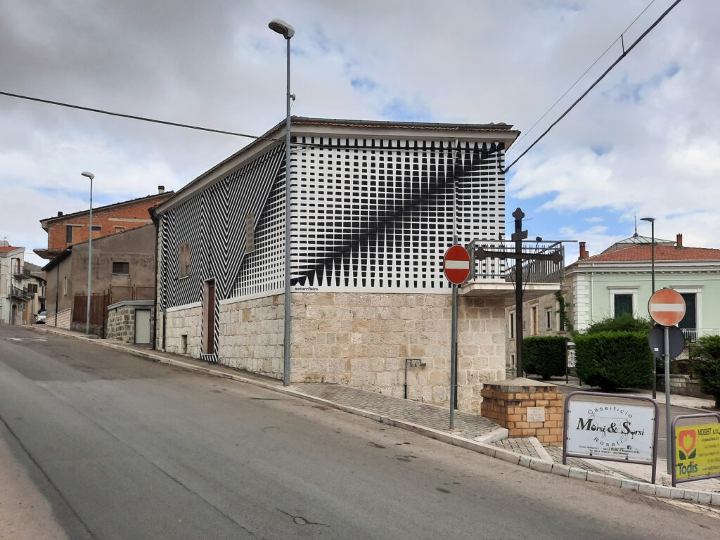 """""""The Slash"""" by Motorefisico in Santa Croce di Magliano, Italy"""