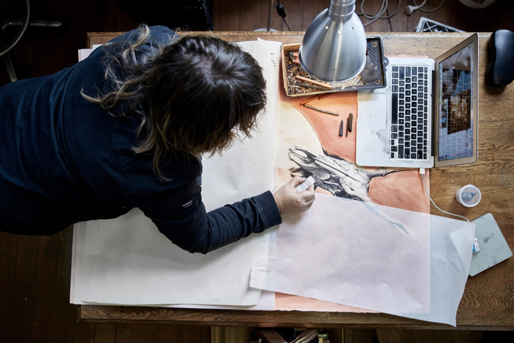 Artist Interview: Kaff-eine
