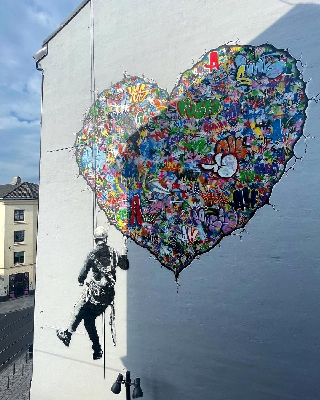 """""""Cracked"""" by Martin Whatson in Oslo, Norway"""